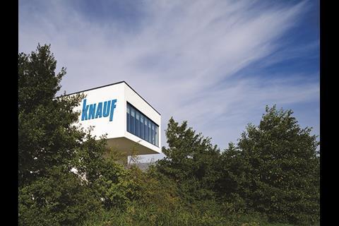 Knauf building